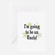 I'm going to be an Uncle! Greeting Cards (Pk of 10