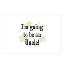 I'm going to be an Uncle! Postcards (Package of 8)