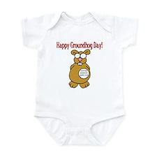 Ground Hog Day Infant Bodysuit