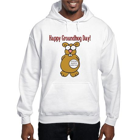 Ground Hog Day Hooded Sweatshirt