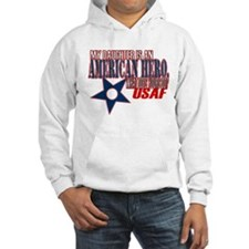 USAF HERO (daughter) Hoodie
