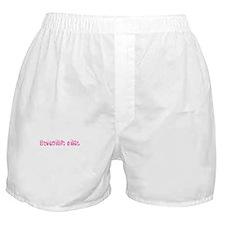 Swedish Girl Boxer Shorts