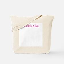 Swiss Girl Tote Bag