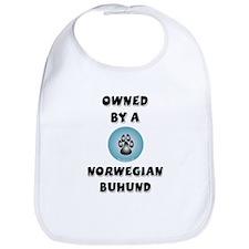 Owned by a Buhund Bib