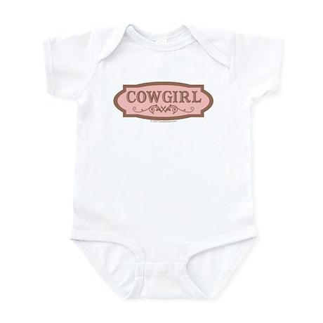 Cowgirl - Infant Bodysuit