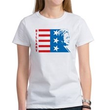 Hillary Clinton (Patriotic) Tee