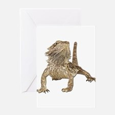 Bearded Dragon Photo Greeting Cards