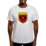 Rottweil Ash Grey T-Shirt