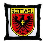 Rottweil Throw Pillow