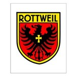 Rottweil Small Poster