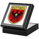 Rottweil Keepsake Box