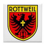 Rottweil Tile Coaster