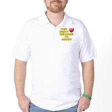This Heart: Grady (D) T-Shirt