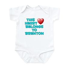 This Heart: Brenton (E) Infant Bodysuit