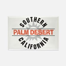 Palm Desert California Rectangle Magnet (10 pack)