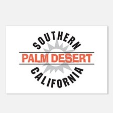 Palm Desert California Postcards (Package of 8)