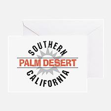 Palm Desert California Greeting Card