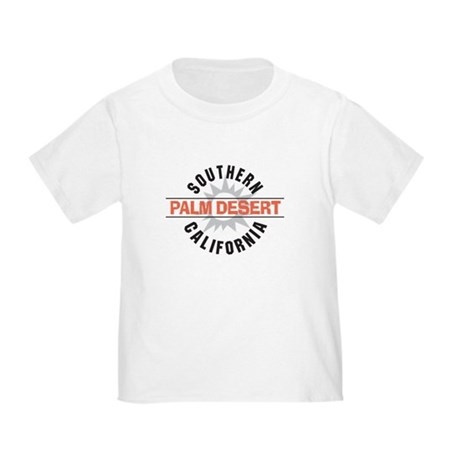 Palm Desert California Toddler T-Shirt
