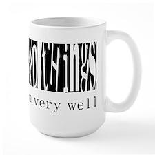 I do very bad things Mug