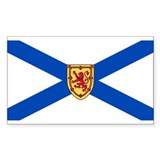 Nova scotia Stickers