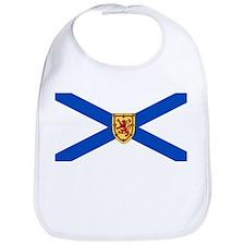 Nova Scotia Flag Bib