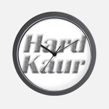 HardKaur Wall Clock
