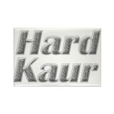 HardKaur Rectangle Magnet