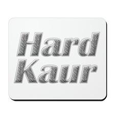 HardKaur Mousepad