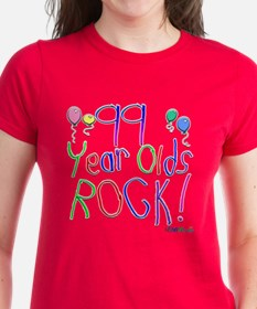 99 Year Olds Rock ! Tee