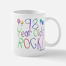 98 Year Olds Rock ! Mug