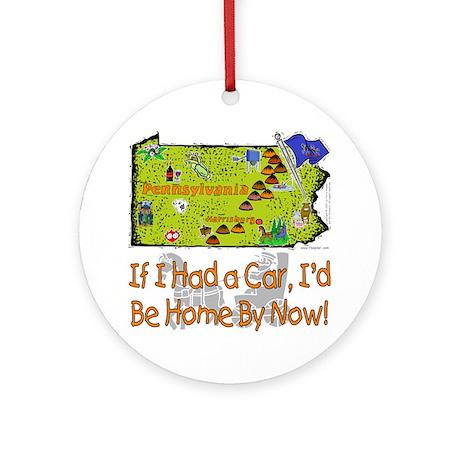 PA-Home! Ornament (Round)