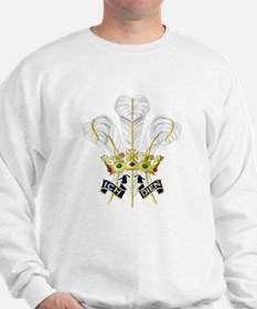 Prince of Wales Feathers Jumper