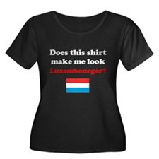 Make Me Look Luxembourger T