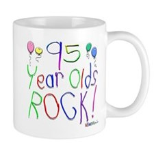 95 Year Olds Rock ! Mug