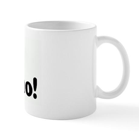 I Love Nonno! Mug