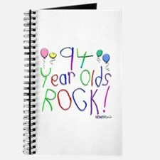 94 Year Olds Rock ! Journal