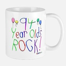 94 Year Olds Rock ! Mug