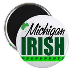 Michigan Irish Magnet