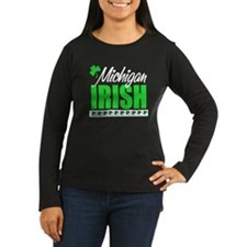 Michigan Irish T-Shirt