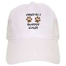 Owned By A Border Collie Baseball Cap