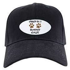 Owned By A Border Collie Baseball Hat