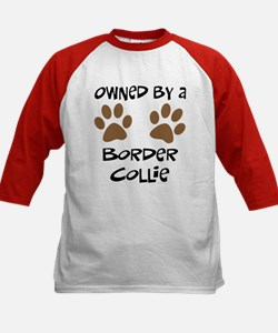 Owned By A Border Collie Tee