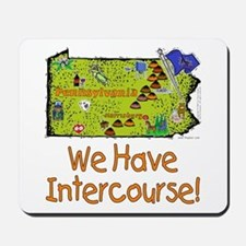 PA-Intercourse! Mousepad