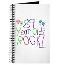 89 Year Olds Rock ! Journal