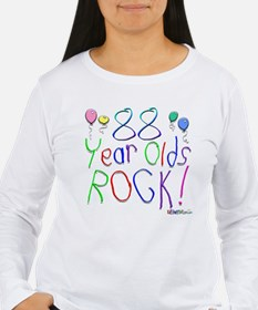 88 Year Olds Rock ! T-Shirt