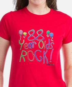 88 Year Olds Rock ! Tee