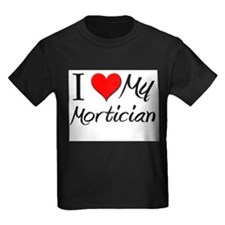 I Heart My Mortician T