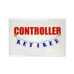Retired Controller Rectangle Magnet (100 pack)