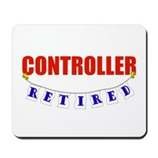 Retired Controller Mousepad