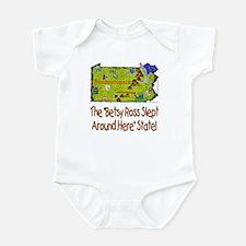 PA-Betsy! Infant Bodysuit